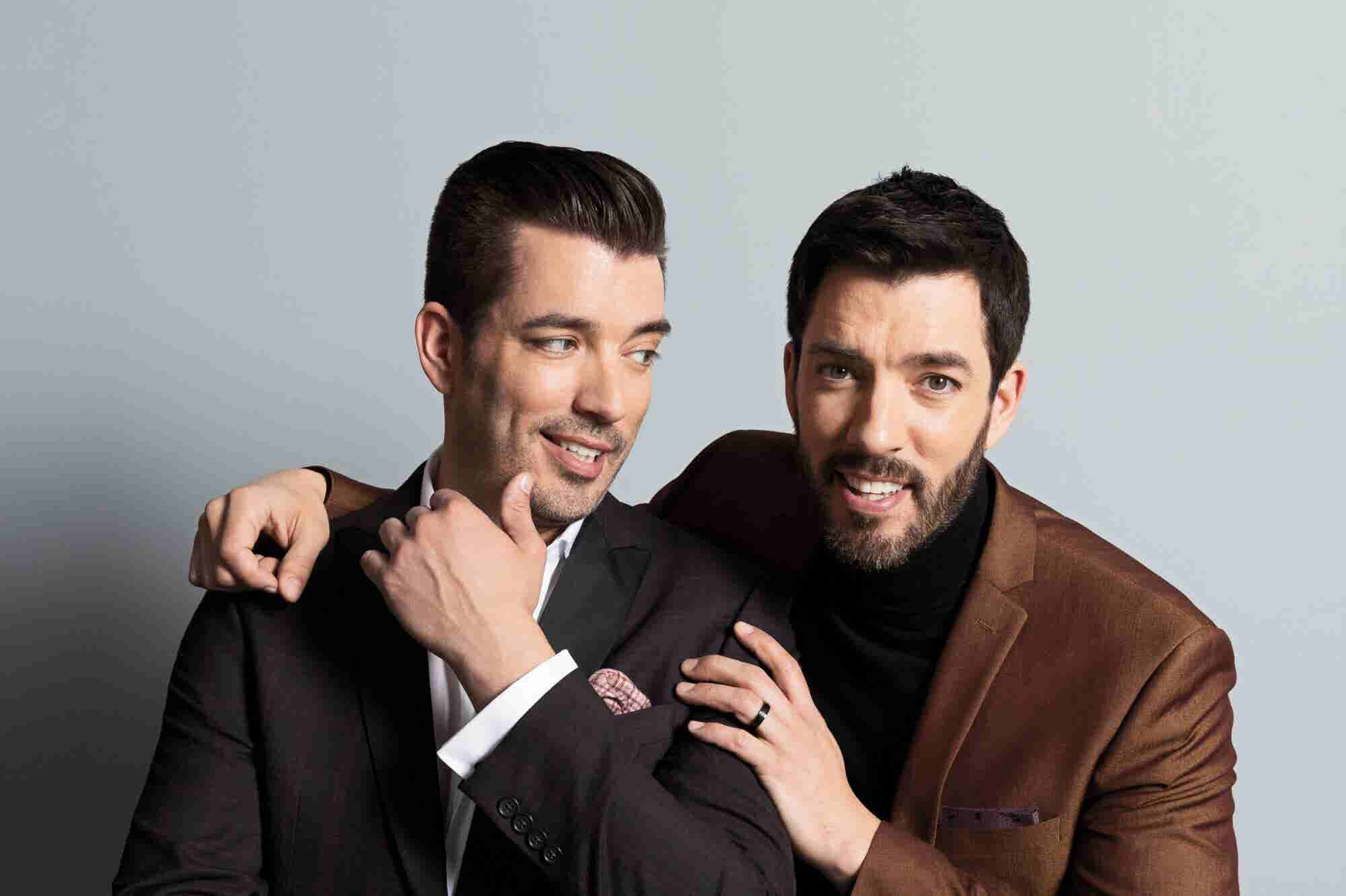 The Property Brothers' Business Empire Depends on One Thing: Their Very Strong Partnership