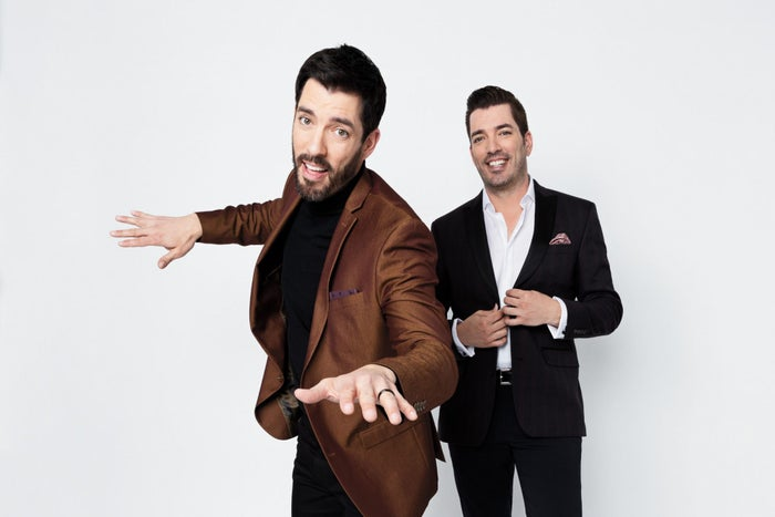 The Property Brothers Offer Free Advice On Building a Strong Business -- and a Strong Partnership