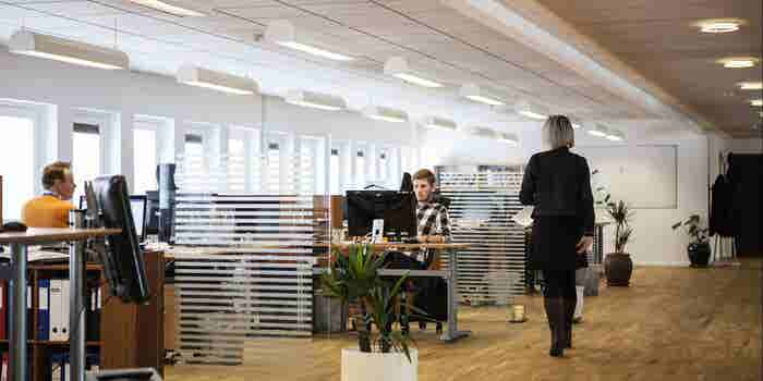 Is Remote Work Making Open Plan Office a Relic?