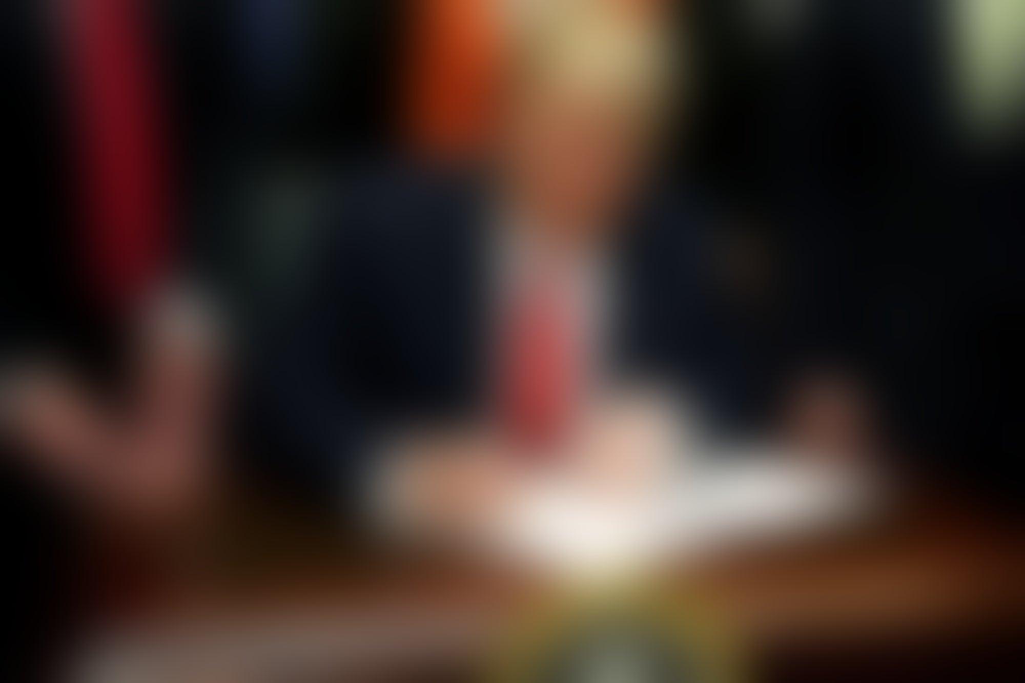 President Trump Signs Executive Order Establishing the 'American AI Initiative'