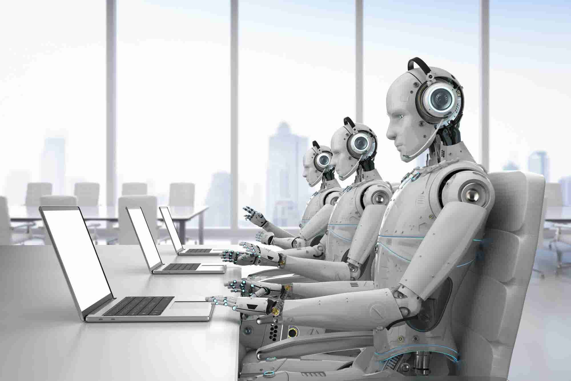 AI Is Disrupting Freelancing: Here's How You Can Thrive
