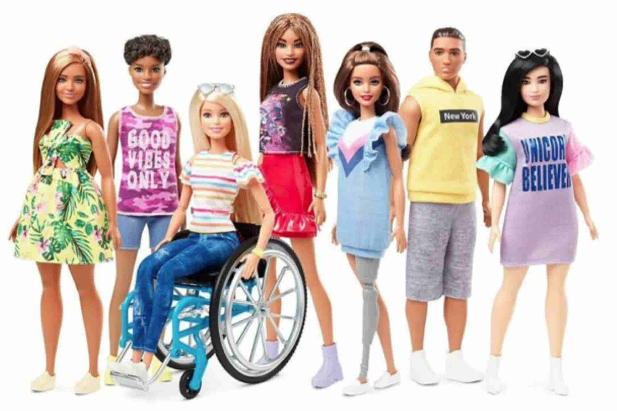Barbie en silla de ruedas y otra con prótesis son las nuevas apuestas de Mattel