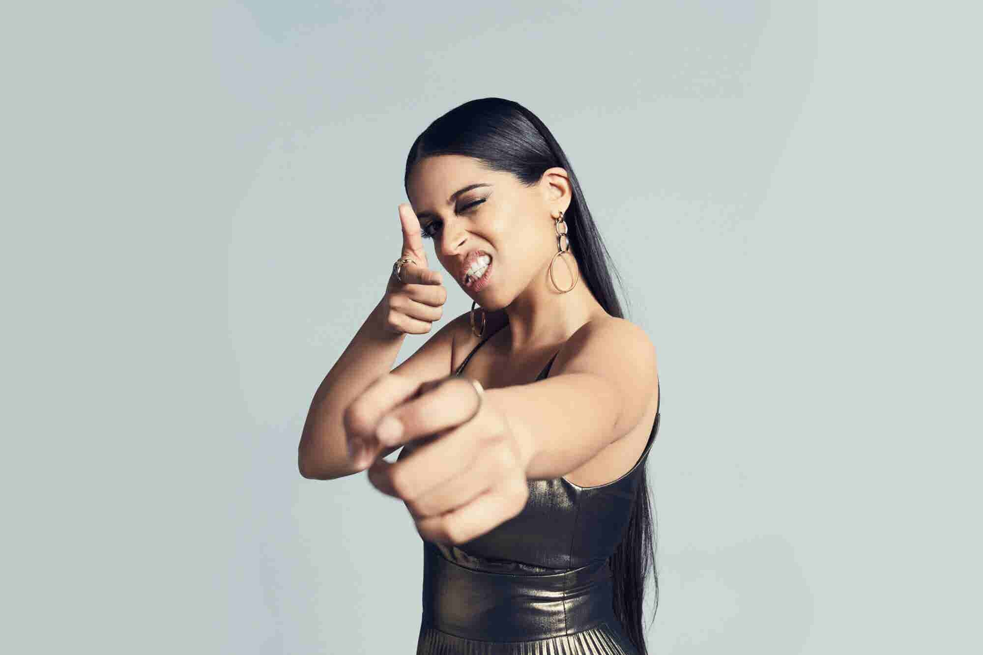 Lilly Singh Conquered YouTube -- Now She's Taking On Hollywood