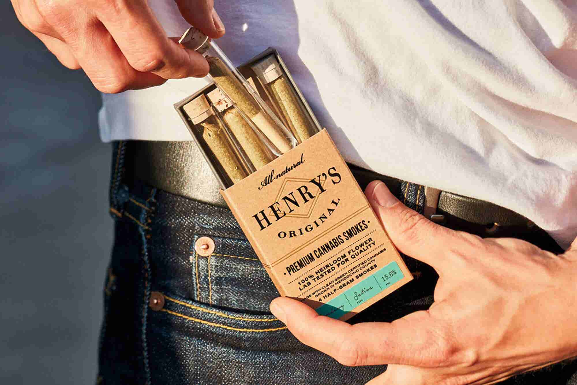 How This Cannabis Brand Designed a Modern Product With Nostalgic Packaging