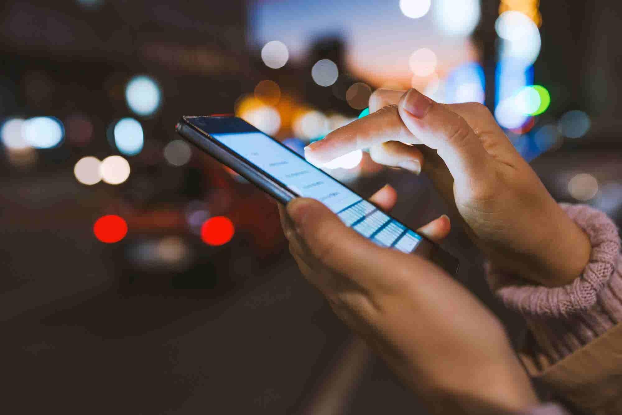 Breaking Free: Rejecting Big Tech's Notification Frenzy
