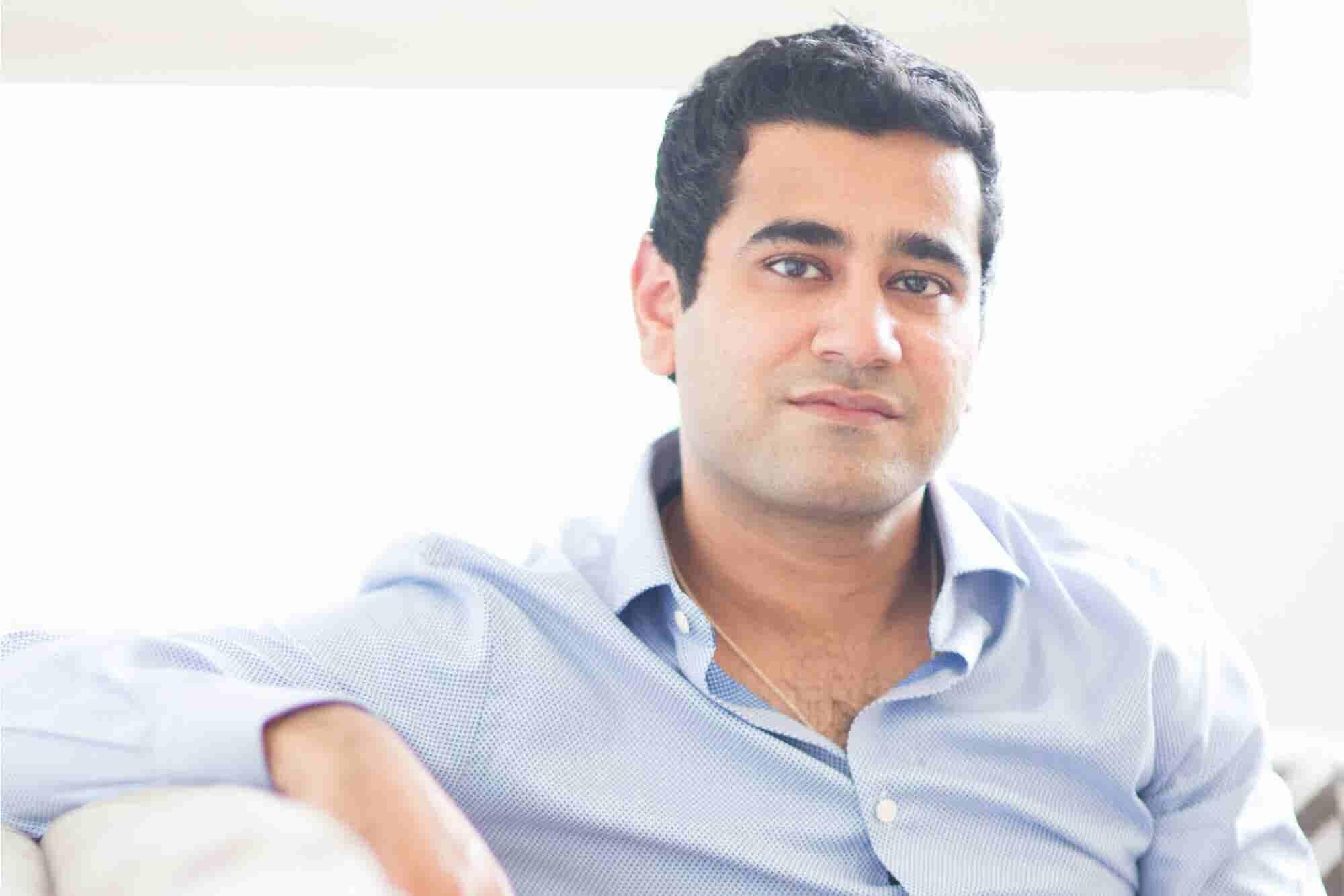 Why This Entrepreneur Has a Deep Faith in India's Consumer Lending Space