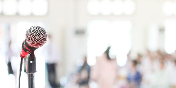 Eight Basic Public Speaking Tips