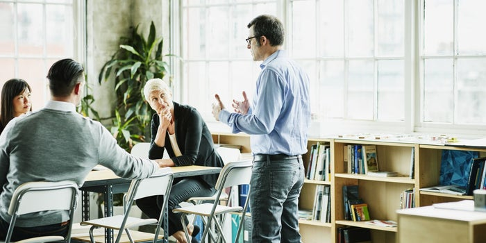 Business Teams Need Coaches Too