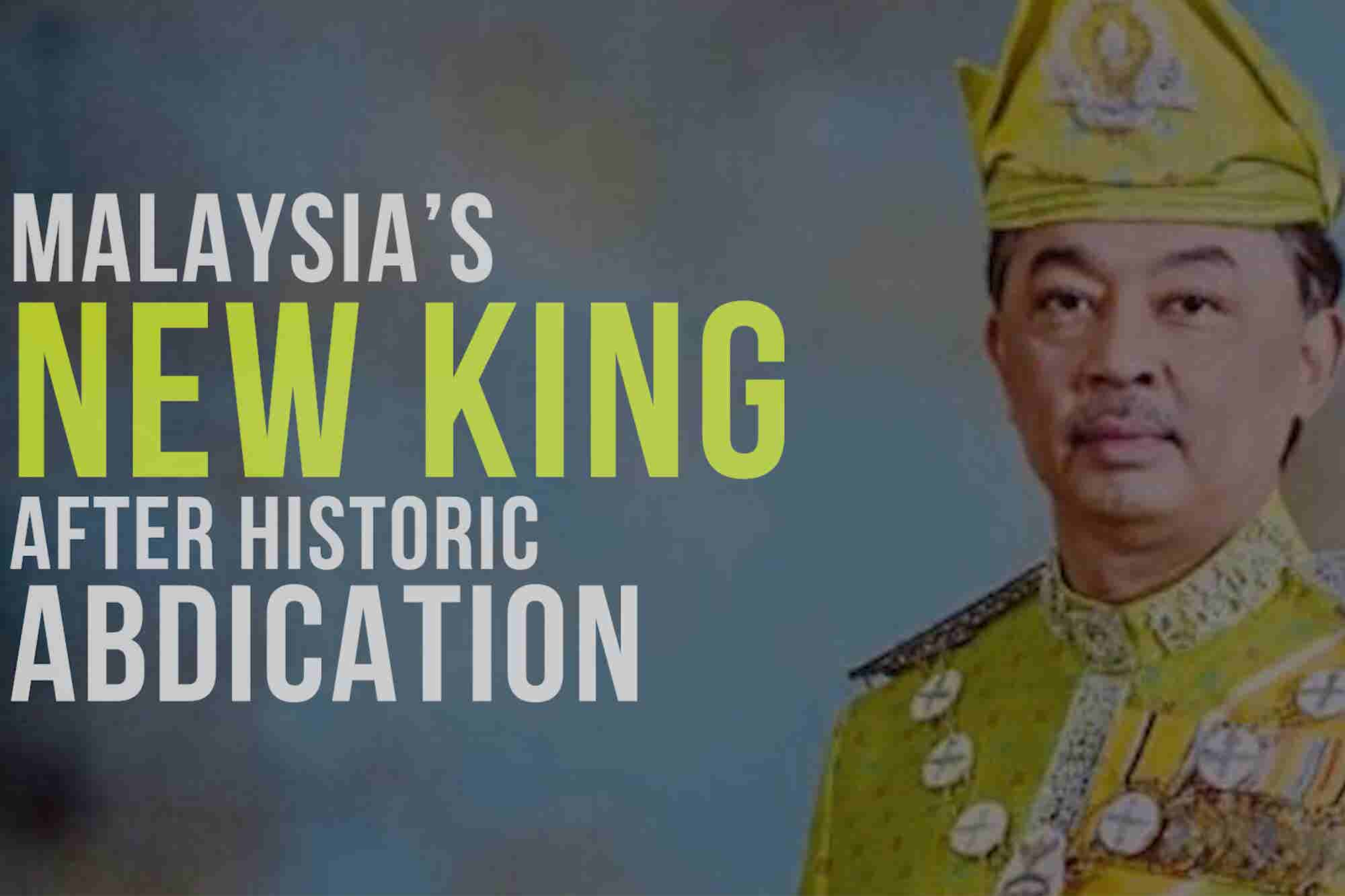 Meet Malaysia's New King who is an Extreme Sport Buff