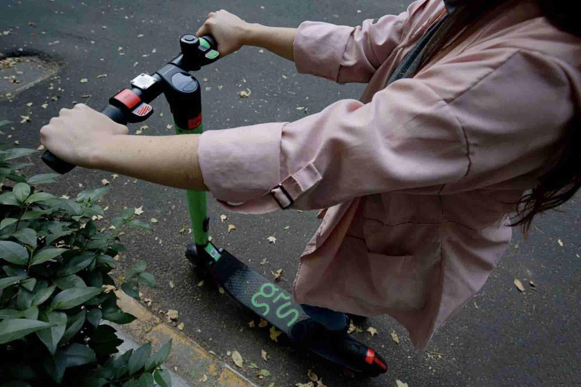 El Invea retira los scooters de Grin de la CDMX
