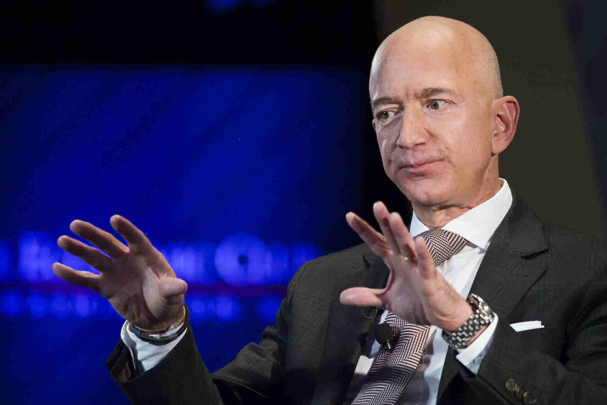 A Jeff Bezos Letter From 1997 About 'Reversible Decisions' Sheds Some...