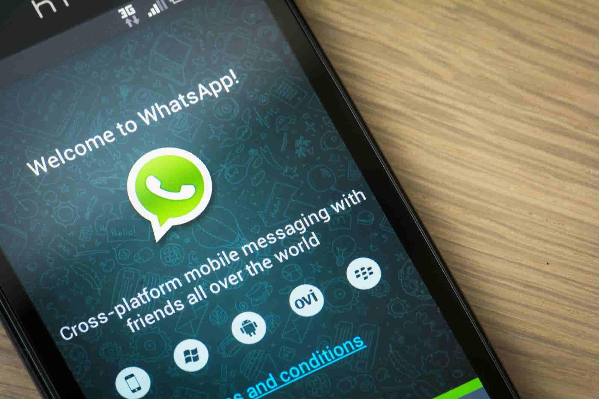 WhatsApp renueva su imagen para sus usuarios