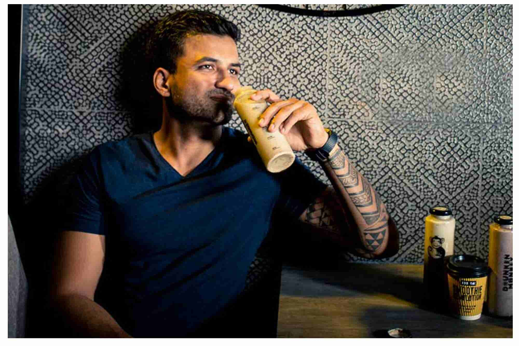This Smoothie Players Does INR 20-25 lakh Biz at Its Top Performing Outlet in Bengaluru