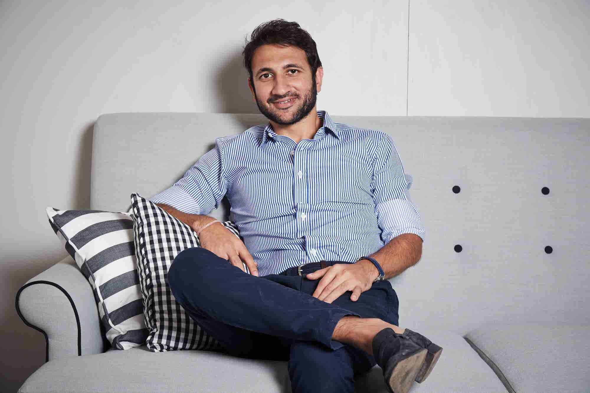 What Got this Luxury-builder into Entrepreneur India's 35under35 List