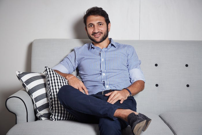 What Got this Luxury-builder into Entrepreneur India's 35-under-35 List