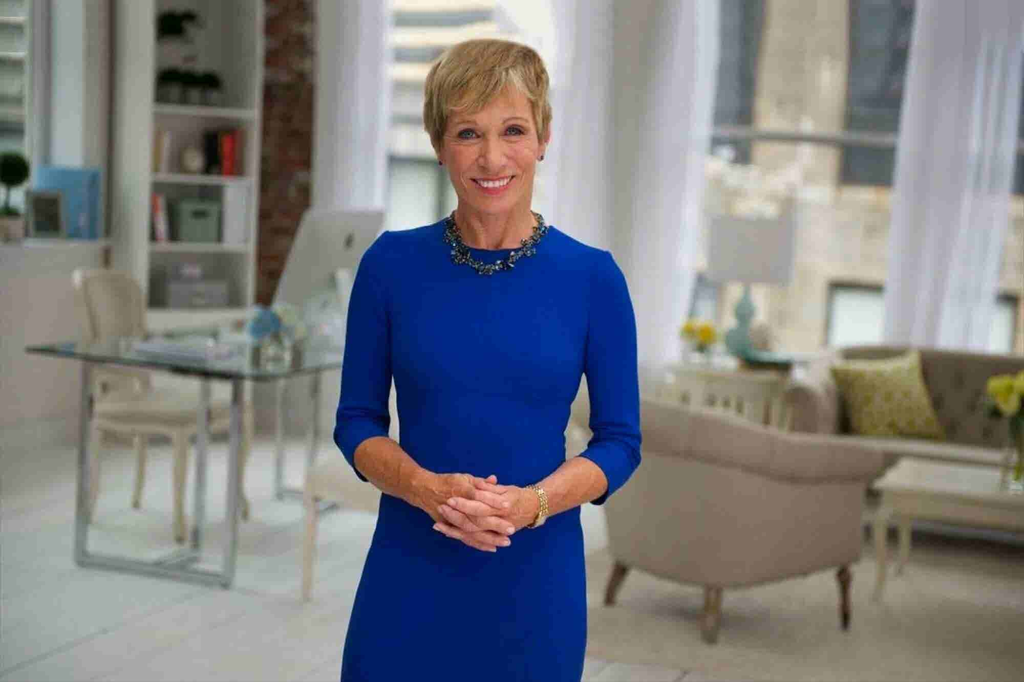 (Podcast) Barbara Corcoran Reveals How to Not Be Afraid of Taking Risk...