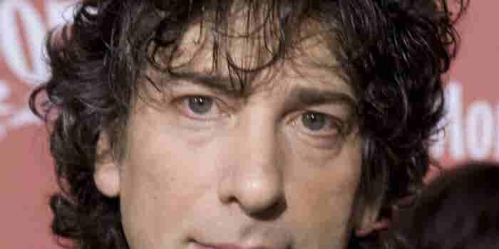 Neil Gaiman y la importancia de terminar con lo que empiezas