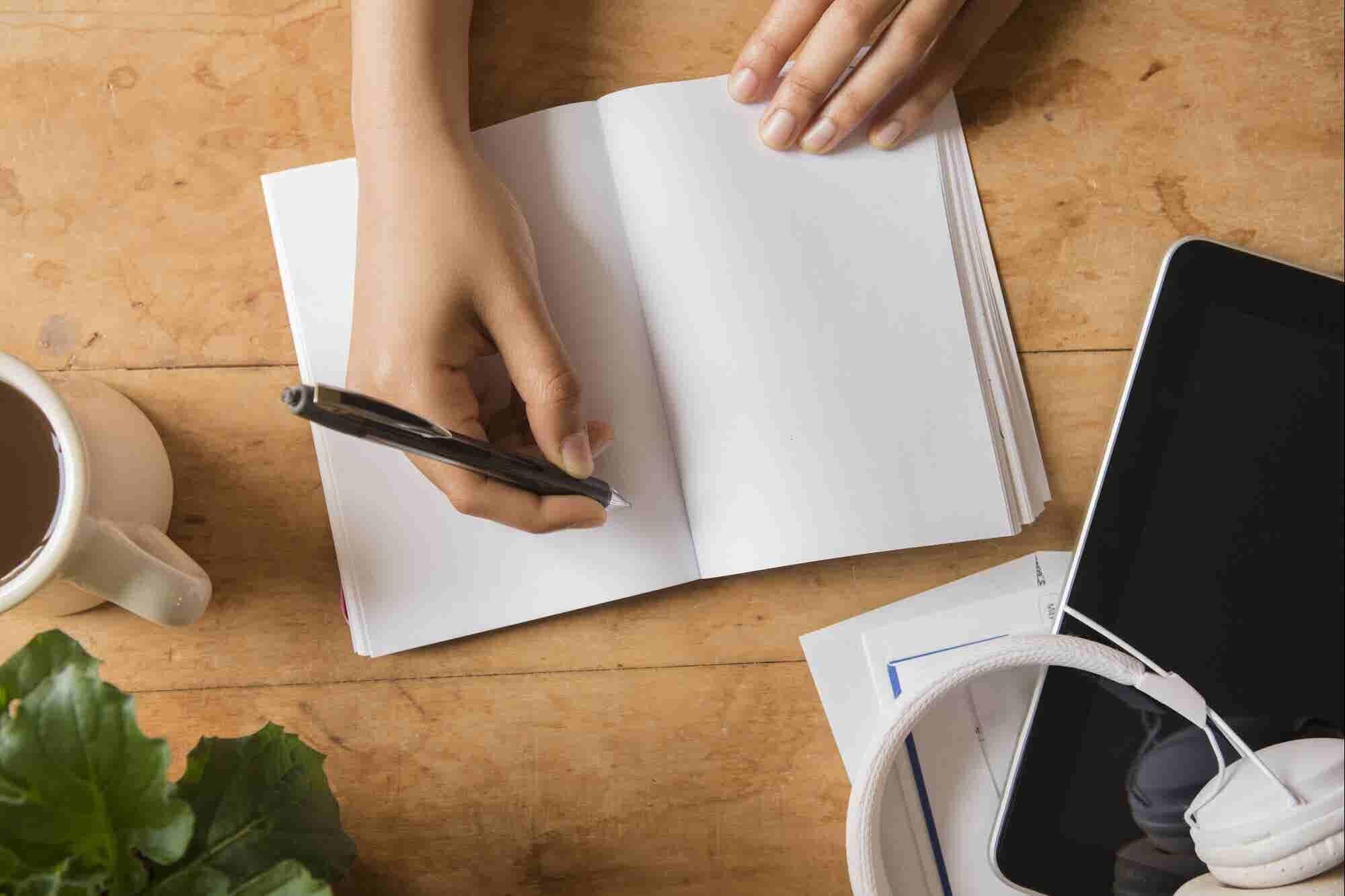 ¿Quieres ser más exitoso? Escribe mejor. Aquí te decimos cómo.