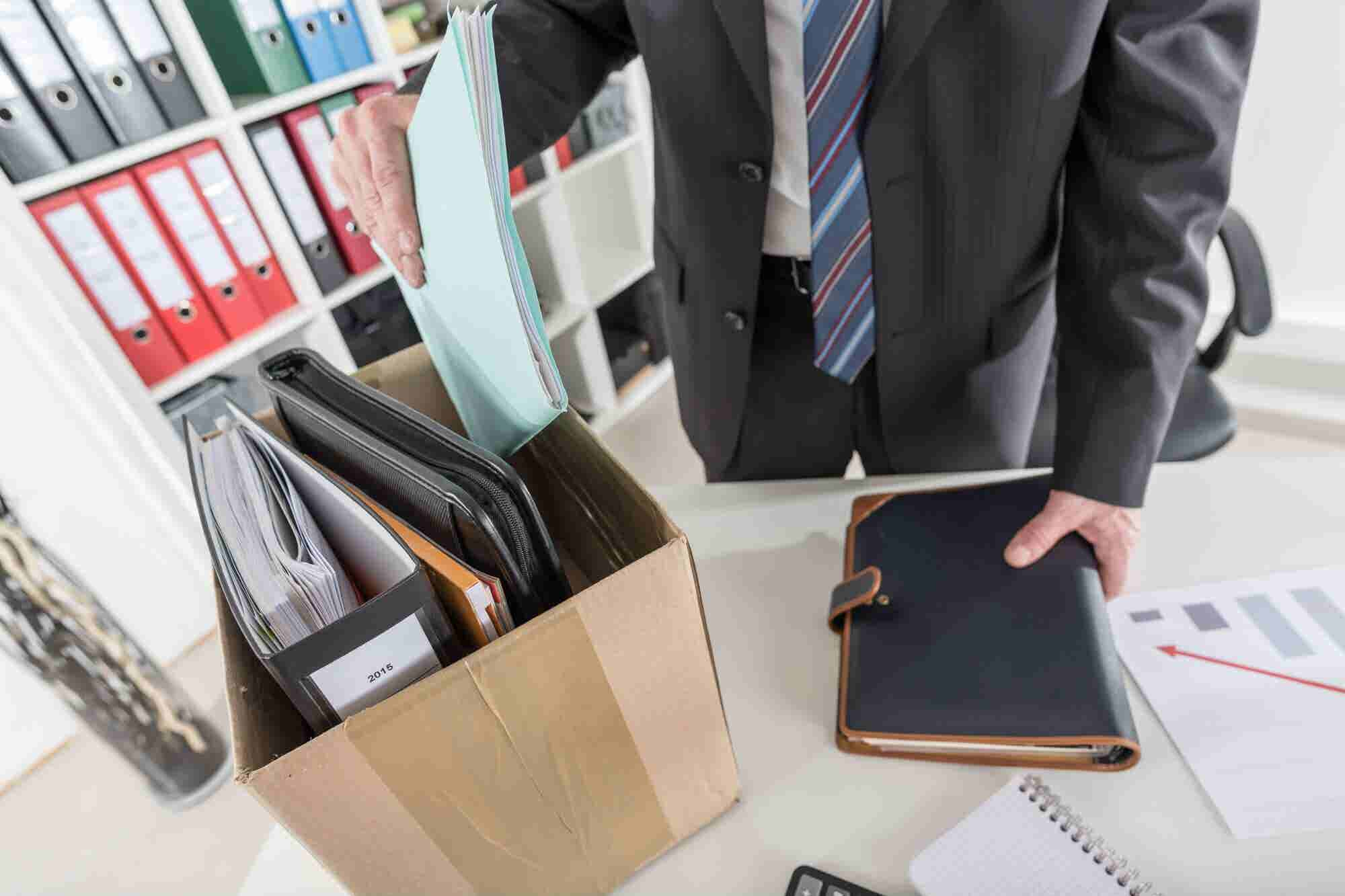 10 consejos para que un despido no afecte la moral de tu equipo