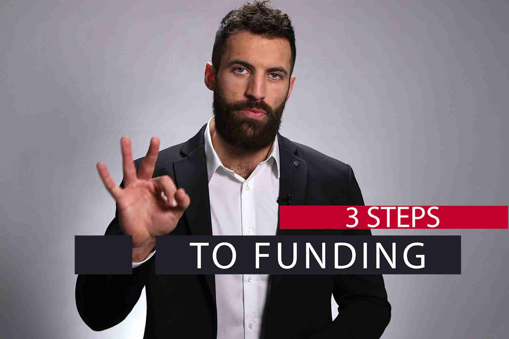 3 Tips for Securing Funding From the Co-Founder of the All-N...