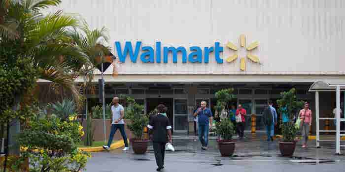Walmart Crushed Its 4th-Quarter Sales and Earnings Estimates