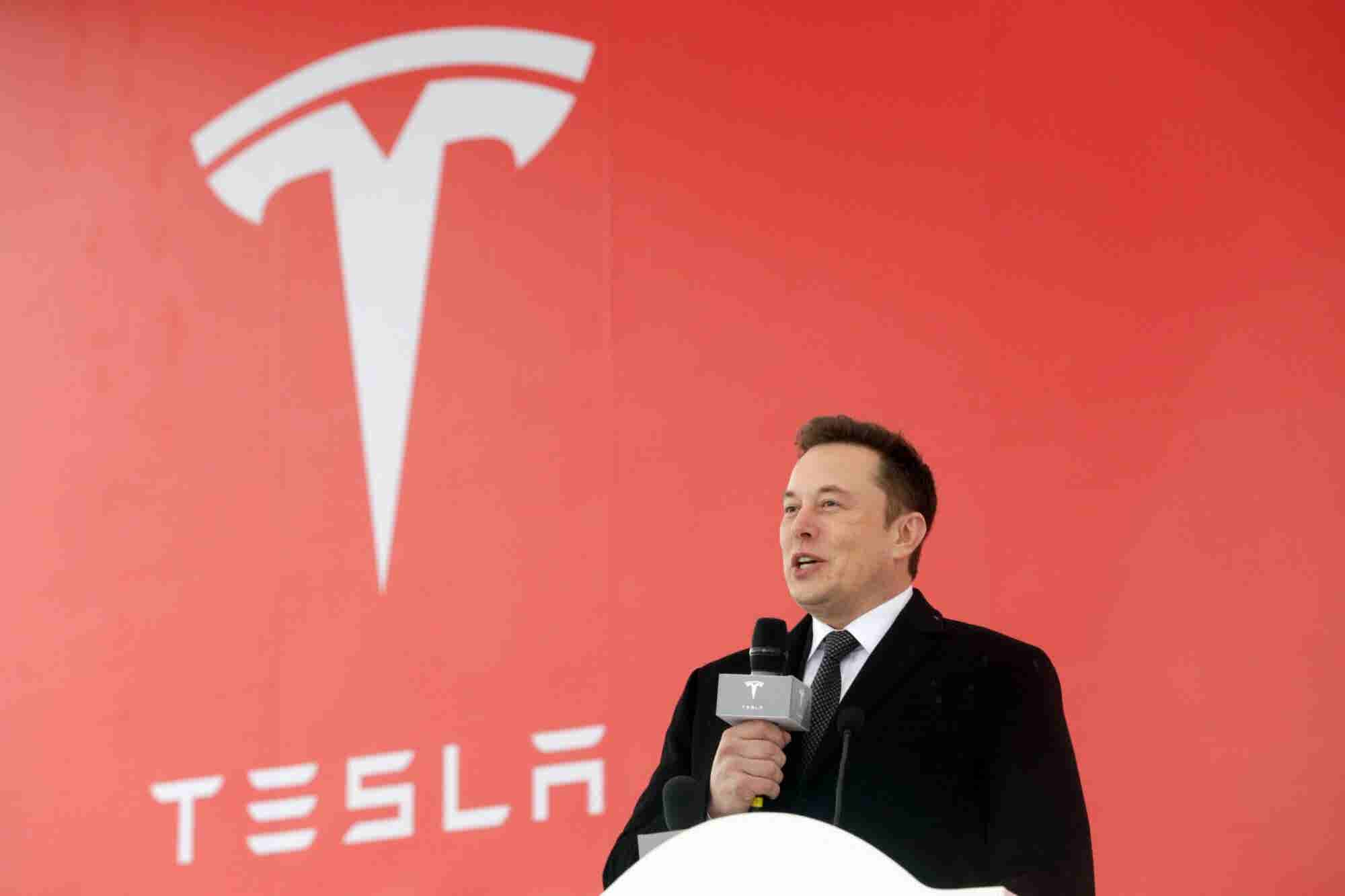 Elon Musk Says True Self-Driving Teslas Could Be Ready in 2020