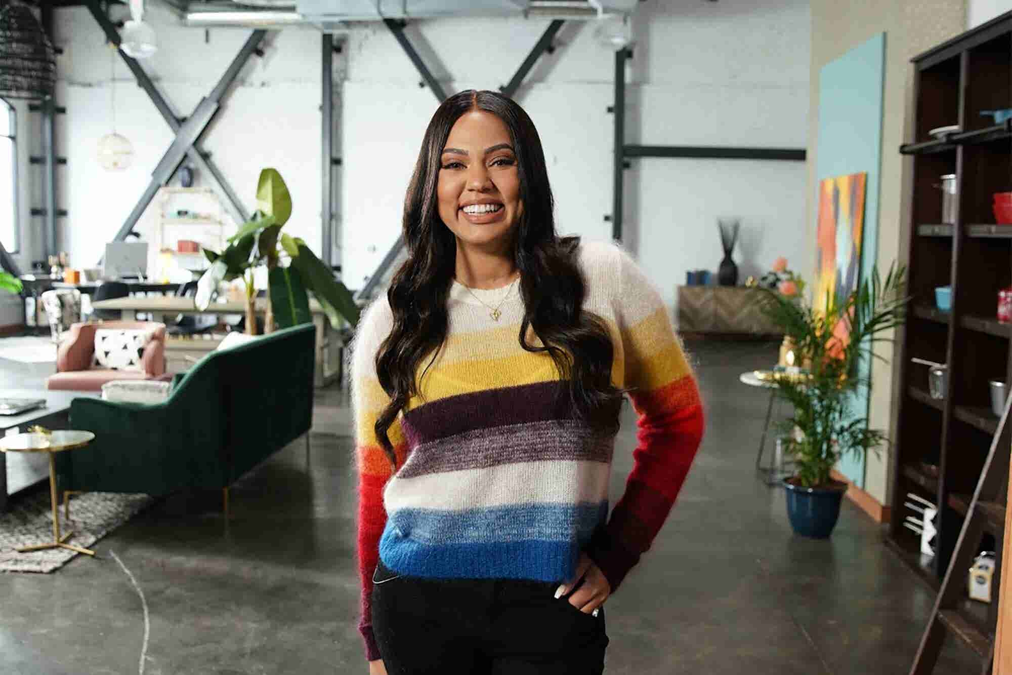 Ayesha Curry Shares How She Took Her Love of Cooking and Food and Buil...