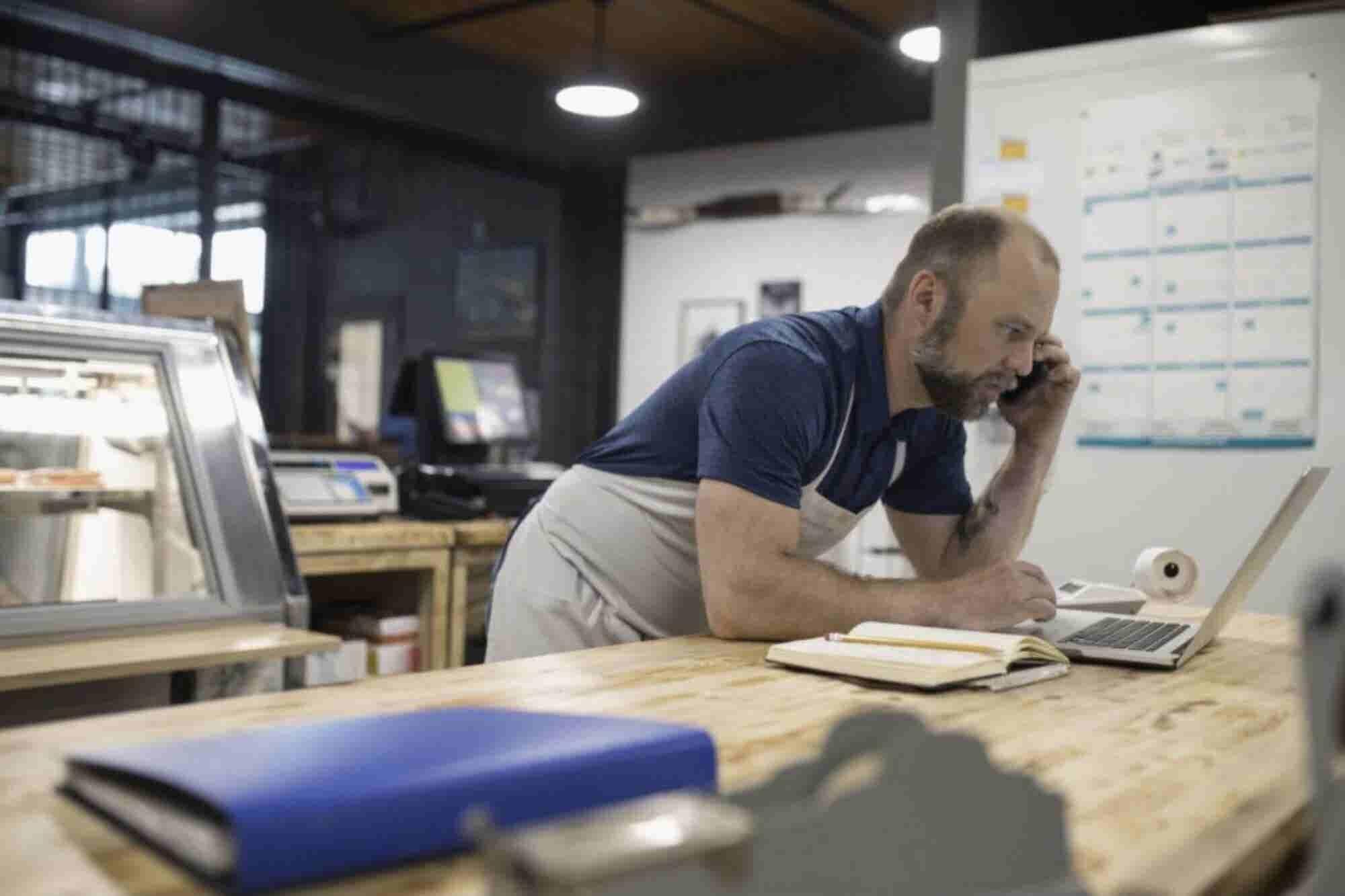 Plan simple de 6 pasos para iniciar una pequeña empresa