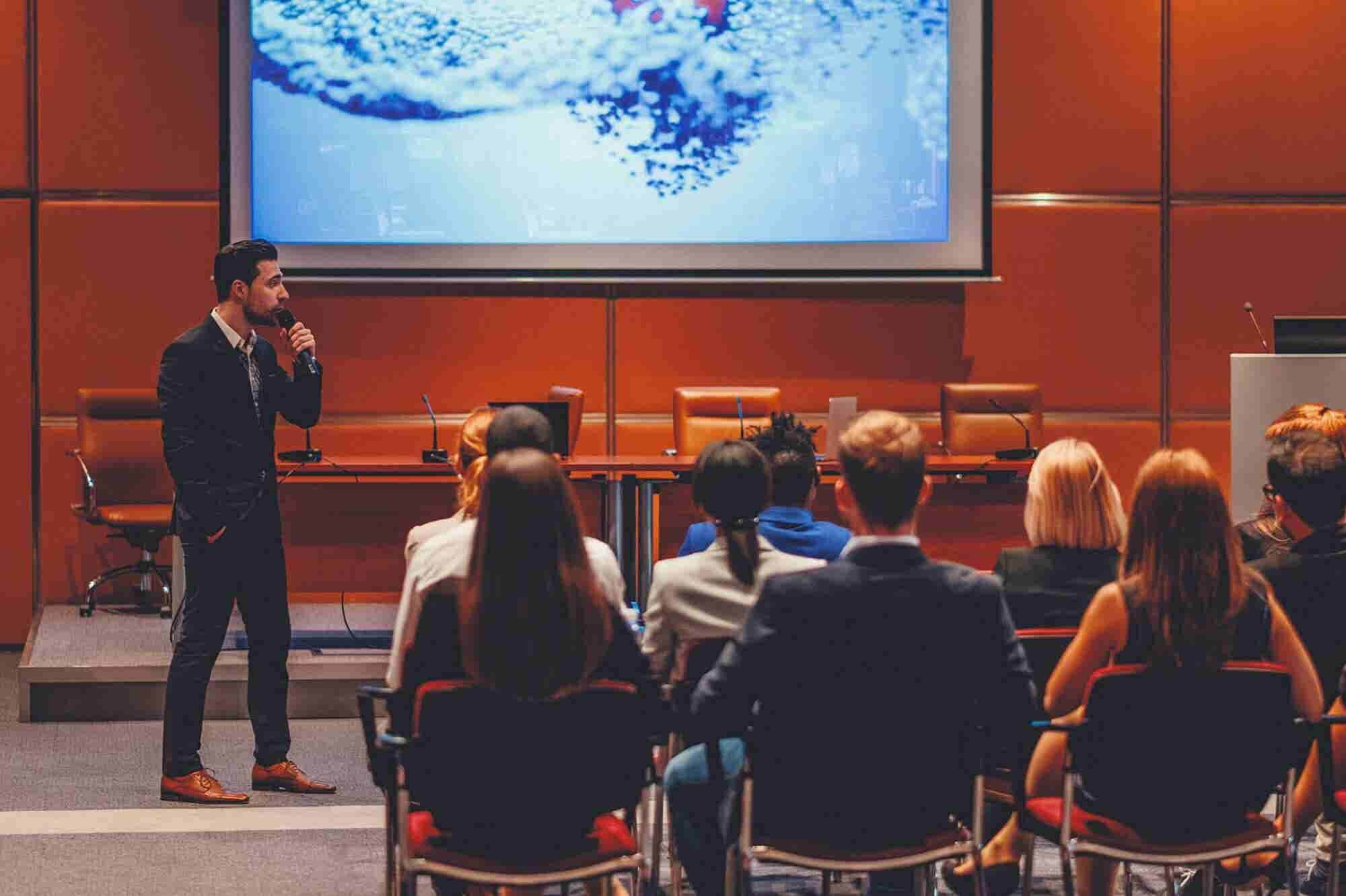 5 Myths About Presenting and How Overcoming Them Can Increase Your Impact