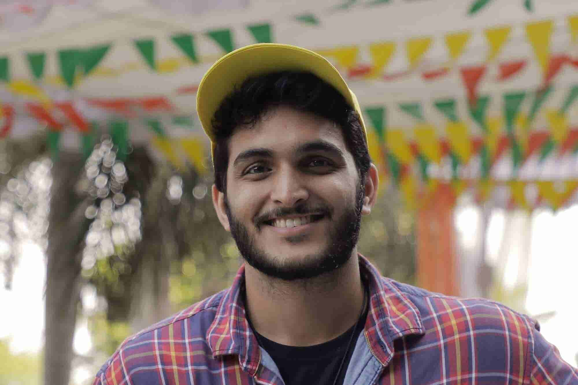 Lending a New Meaning to Farm-to-Fork got this Food-Tech Big Hitter Into Entrepreneur India's 35under35 List