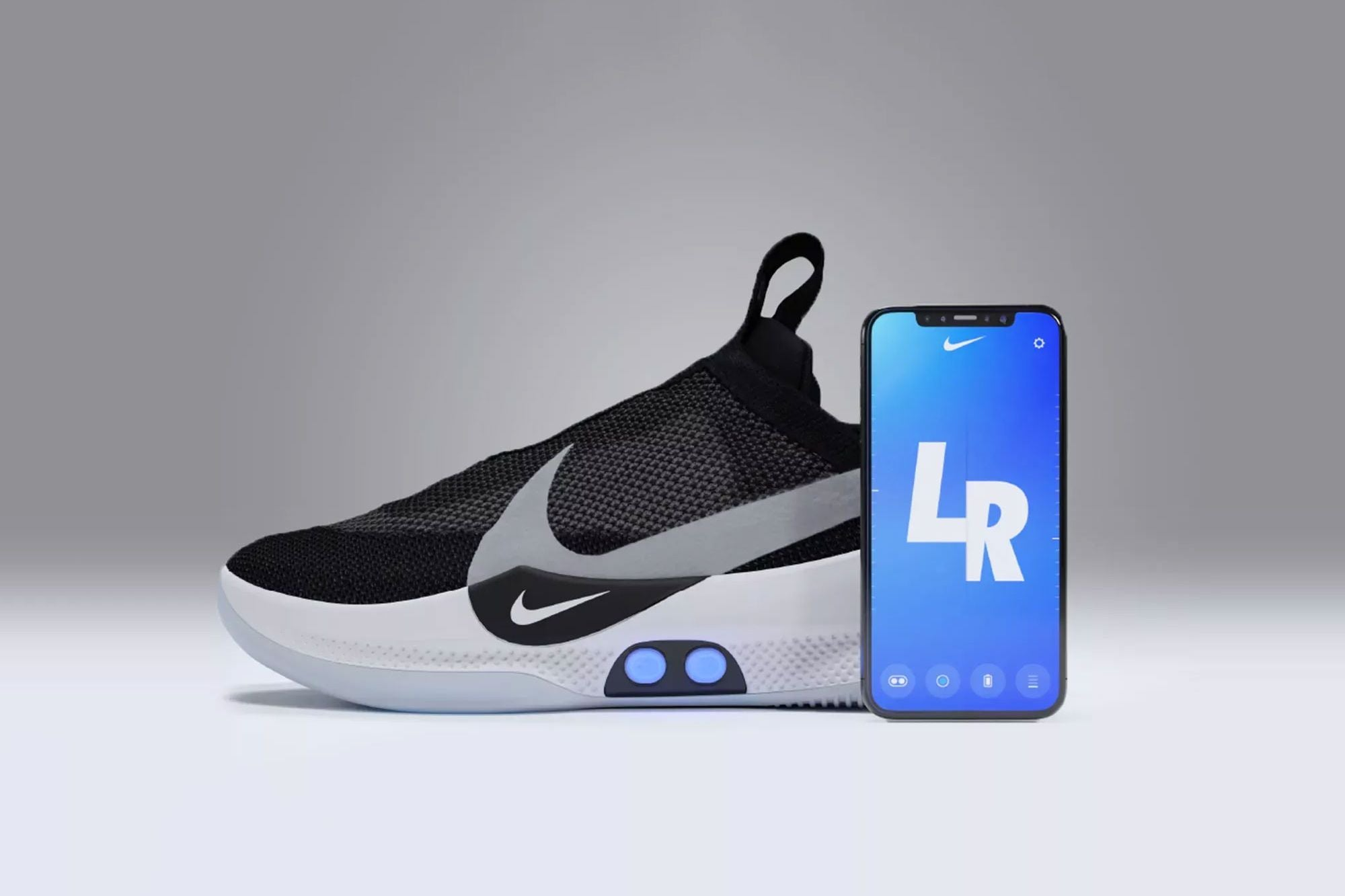 Faulty Update Bricks Nike 'Self-Lacing