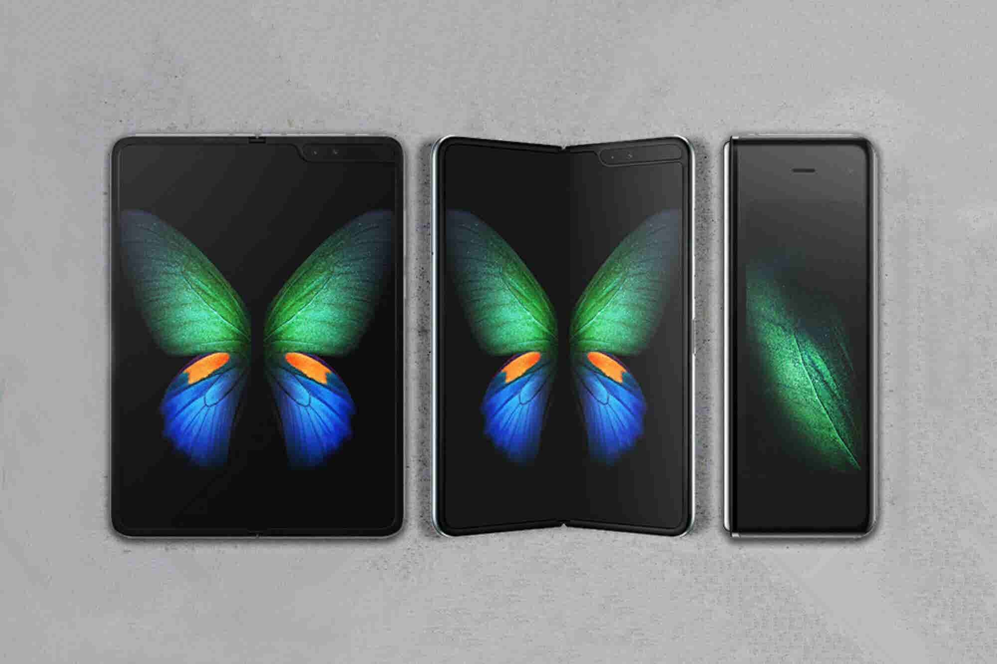 Samsung Galaxy Fold Smartphone Will Set You Back at Least $1,980