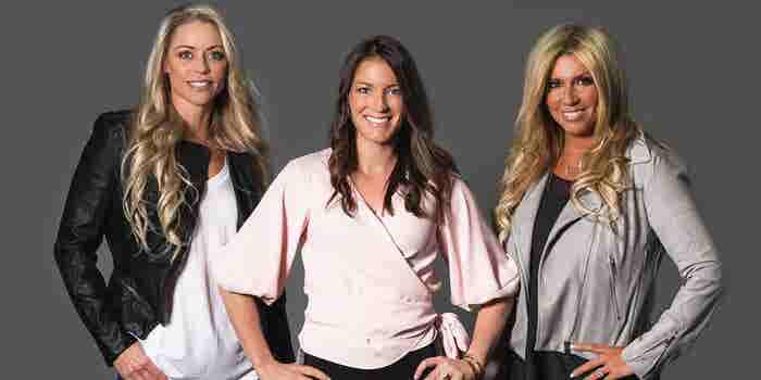 Powerful Business Women on a Mission to Transform the Fitness Culture