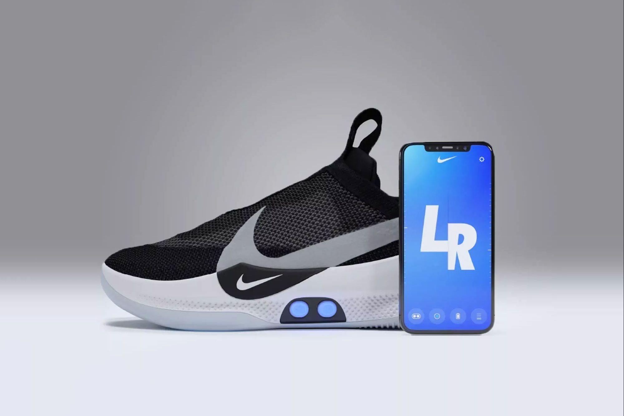 Ver internet Restringido mermelada  Una mala actualización 'descompone' los tenis de 'Volver al futuro' de Nike