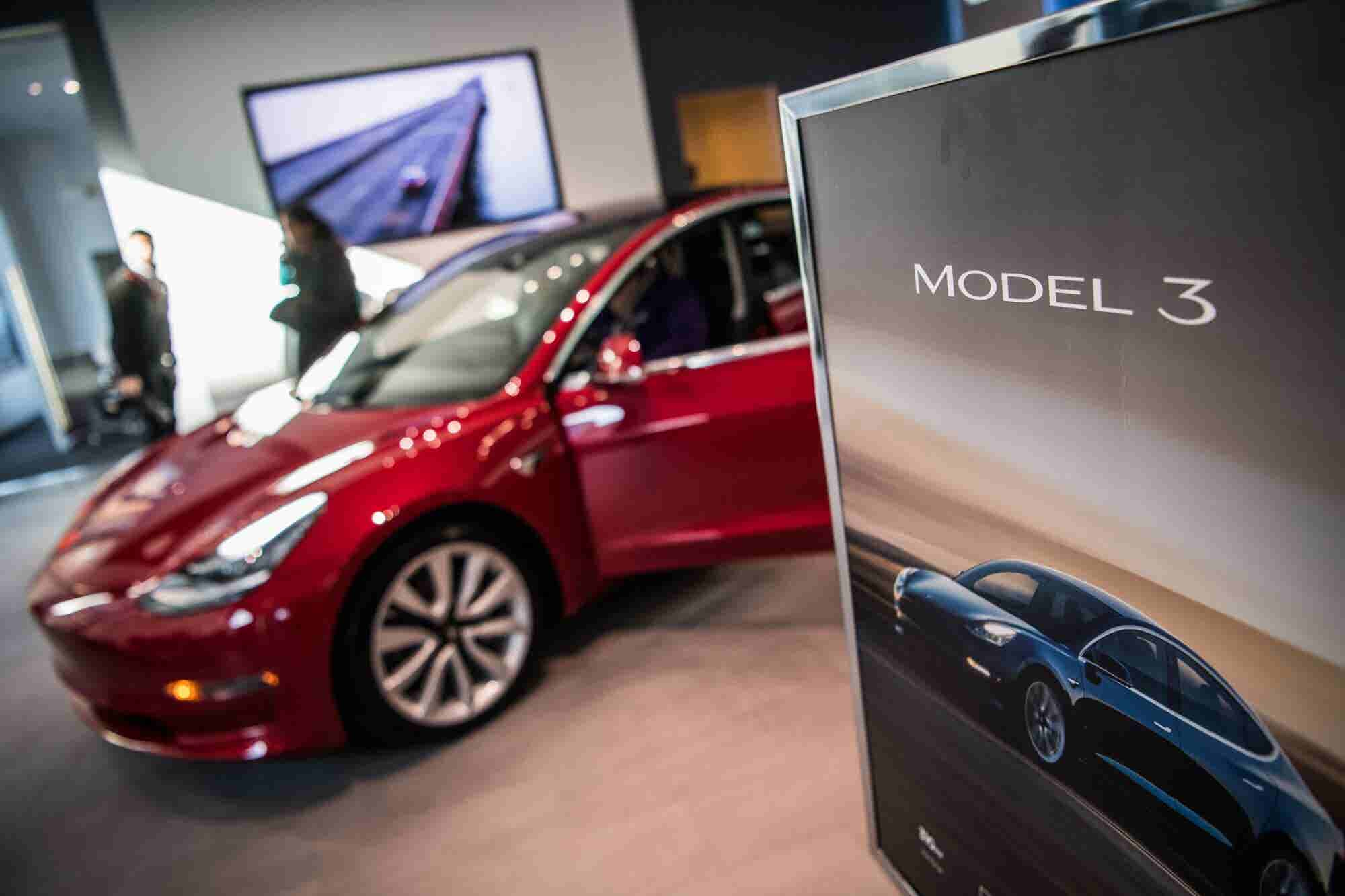 Model 3 Gets Bad Report Card, Leading to Drop for Tesla Stock