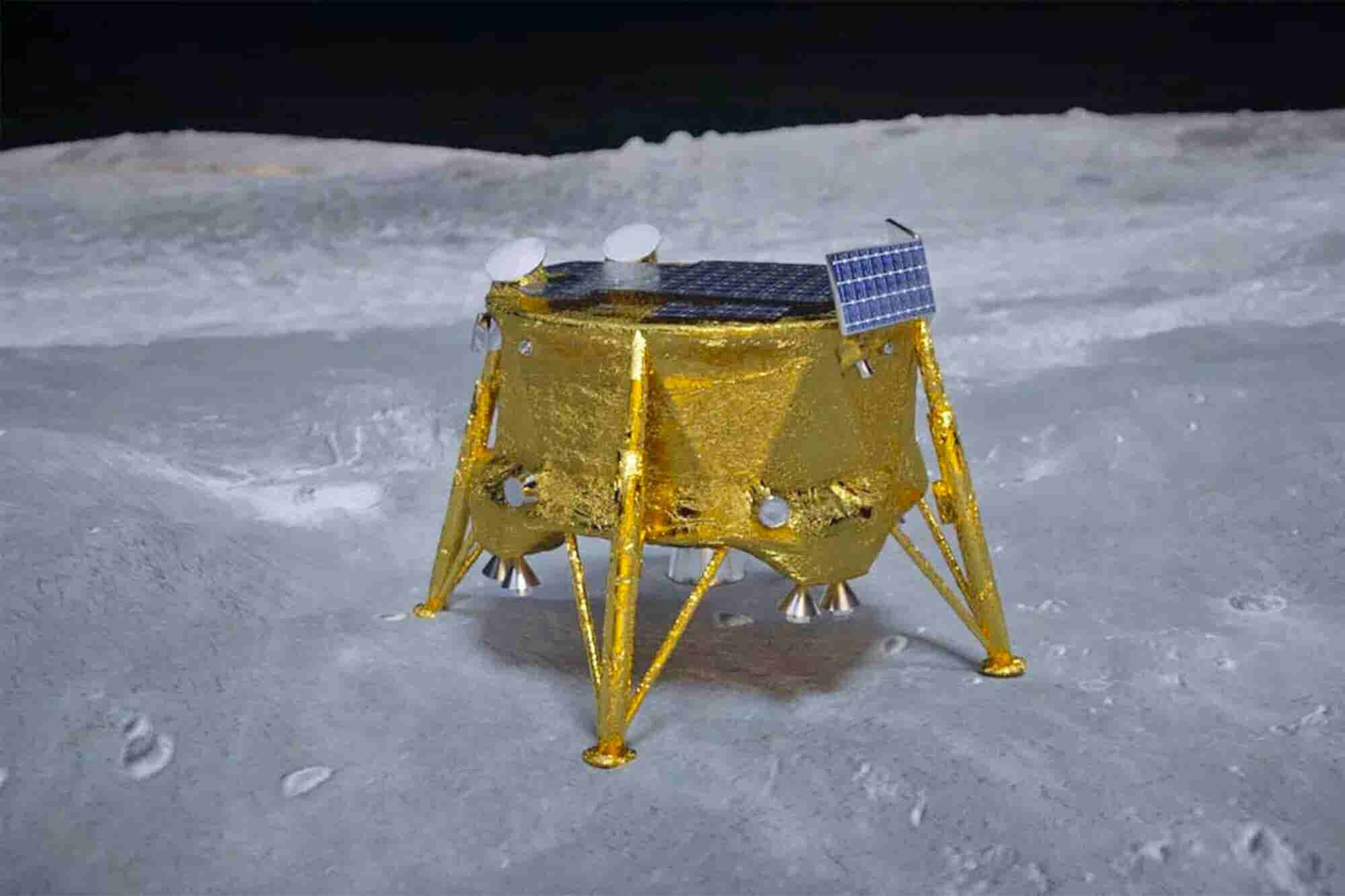 SpaceX Launches the First Private Moon Lander on Israel's Behalf