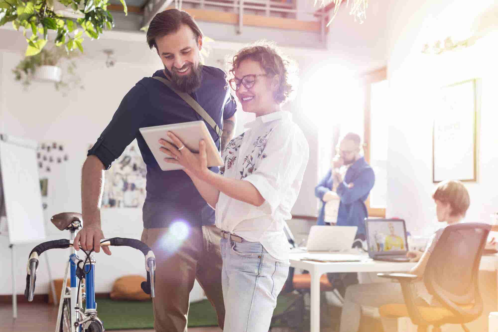 5 Ways to Create an Environmentally Friendly Office