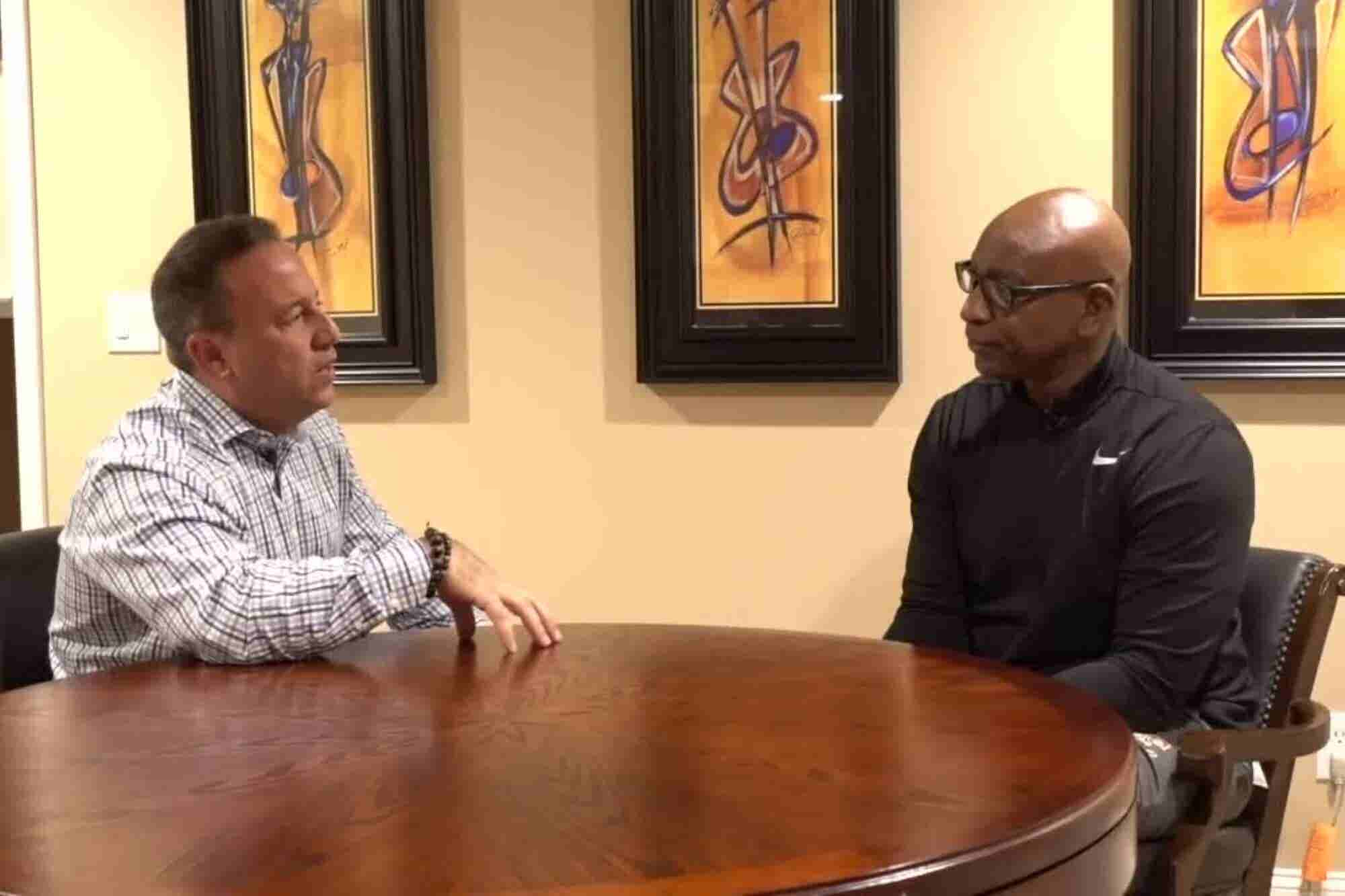 The Peaks and Valleys of Stardom With NFL Great Eric Dickerson