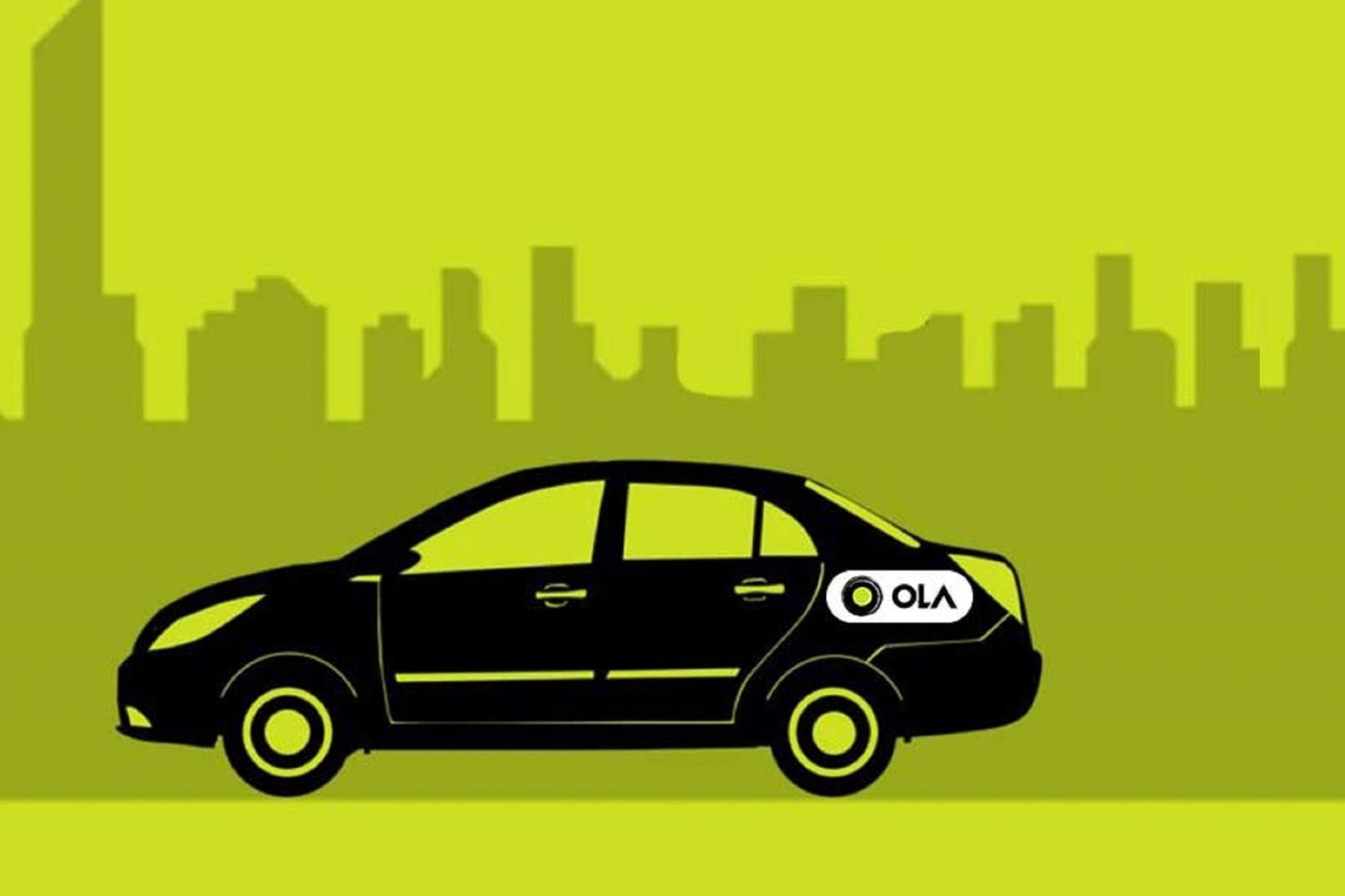 Poster Boy of India's Startup Ecosystem Becomes a Part of Ola's Impeccable  Journey