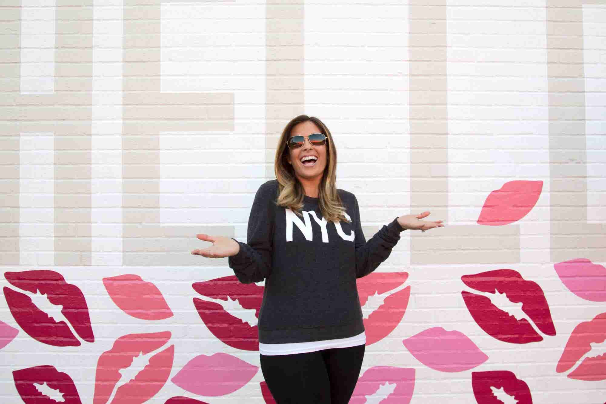 How Jessica Abo Is Helping People Be Happy In Real Life -- Not Just on Social Media