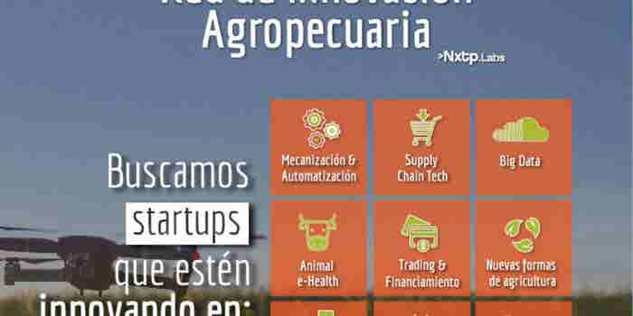 NXTP Labs busca innovadores agropecuarios