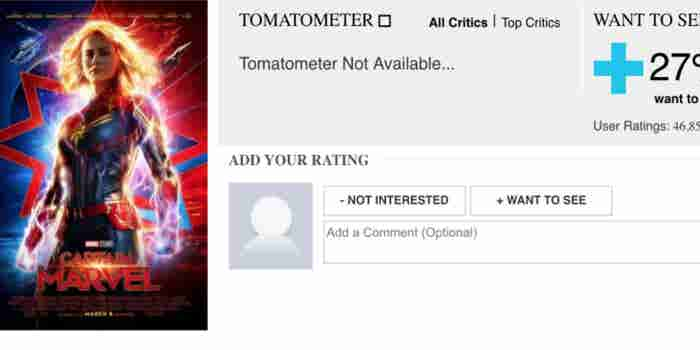 Trolls Force Rotten Tomatoes to Limit Comments on New Movies