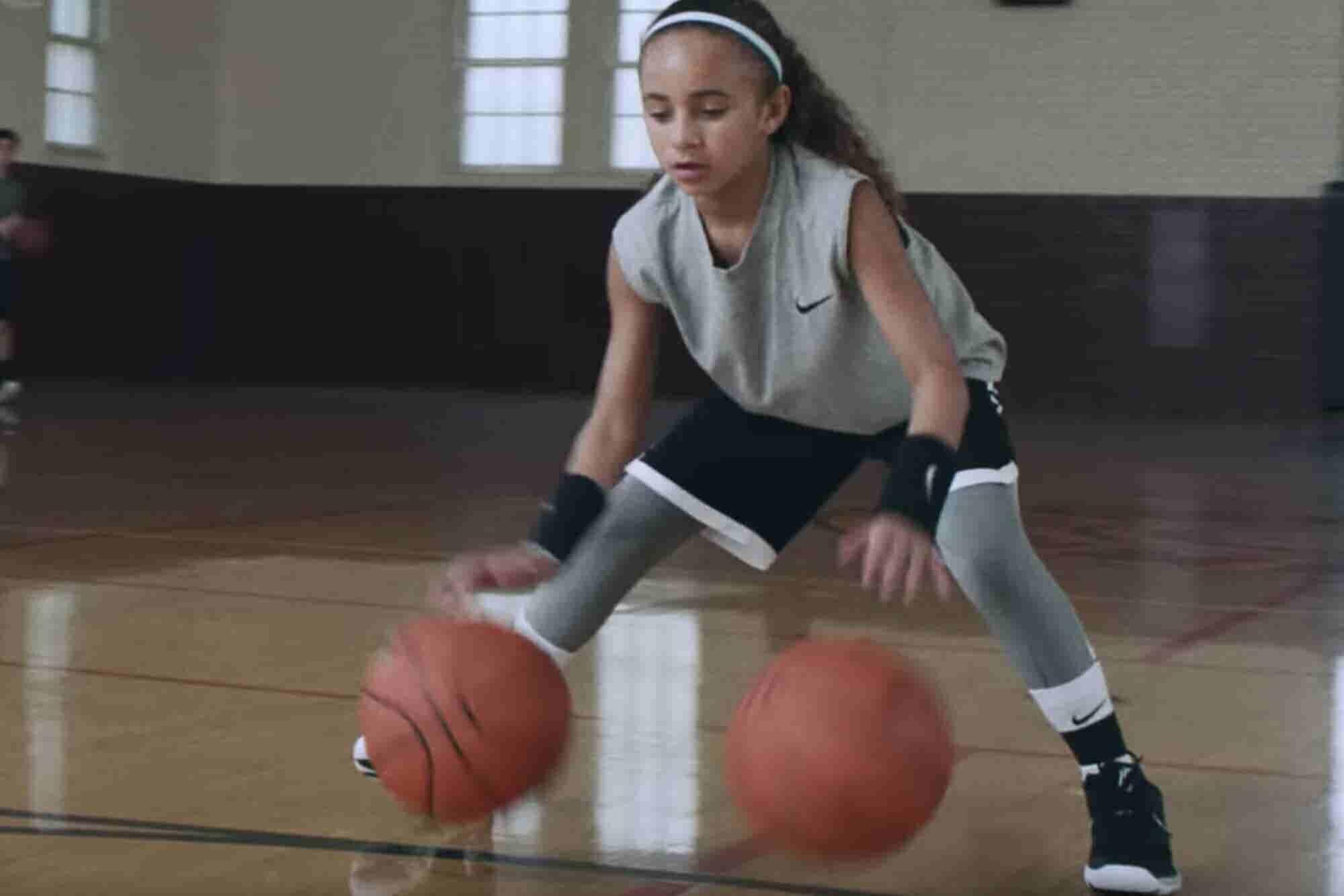 El nuevo comercial de Nike muestra por qué las mujeres 'están locas'