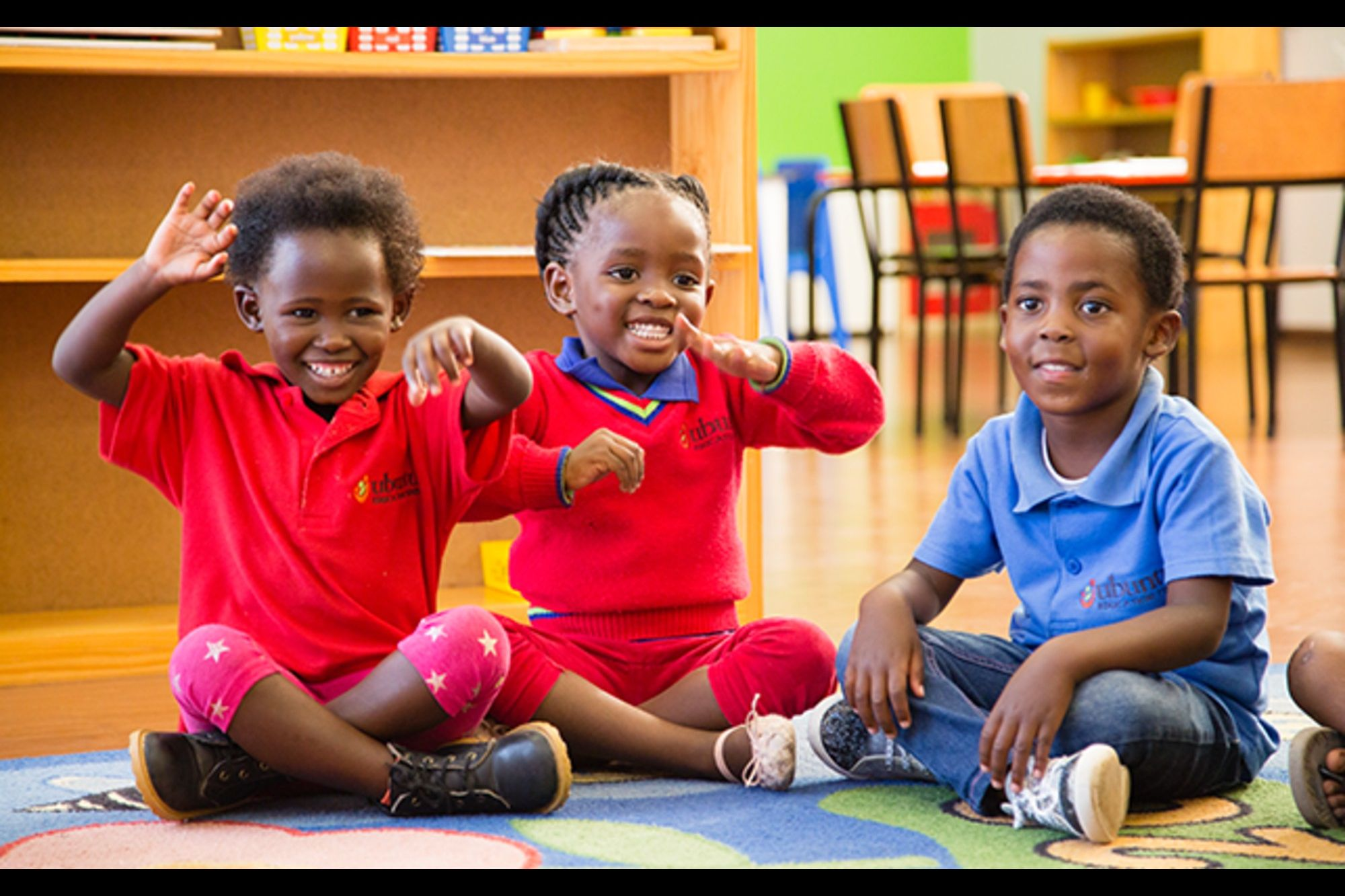 How a Nonprofit Started in a Broom Closet and Then Helped Thousands of African Children