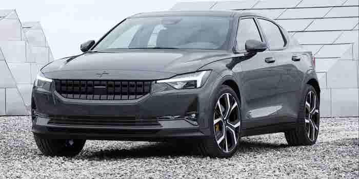 Fotos: Este es el auto con el que Volvo le quiere quitar mercado a Tesla