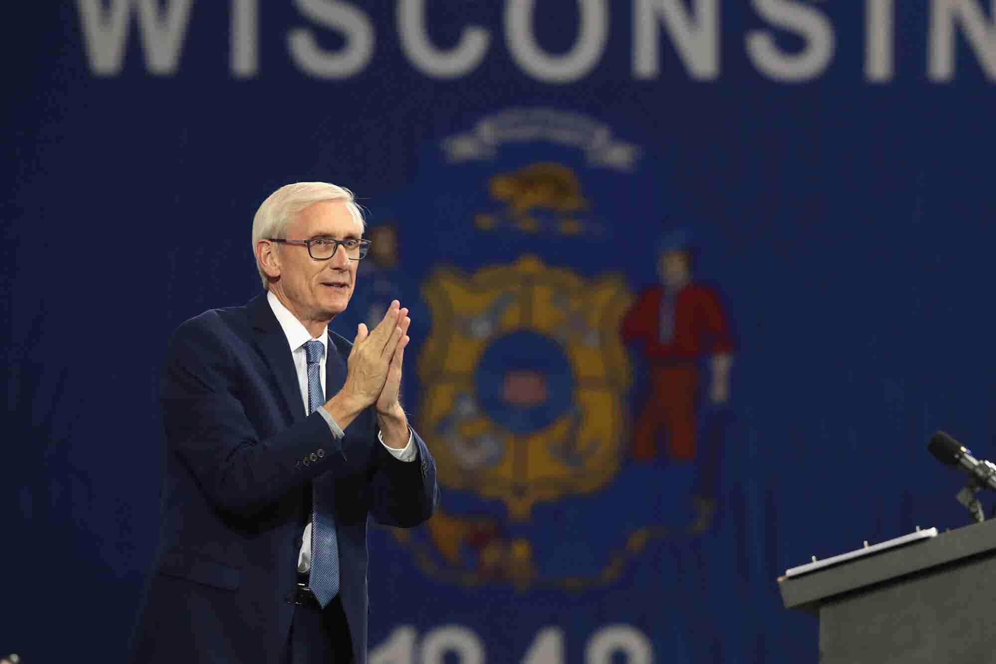 Wisconsin Governor Backs Effort to Decriminalize Marijuana