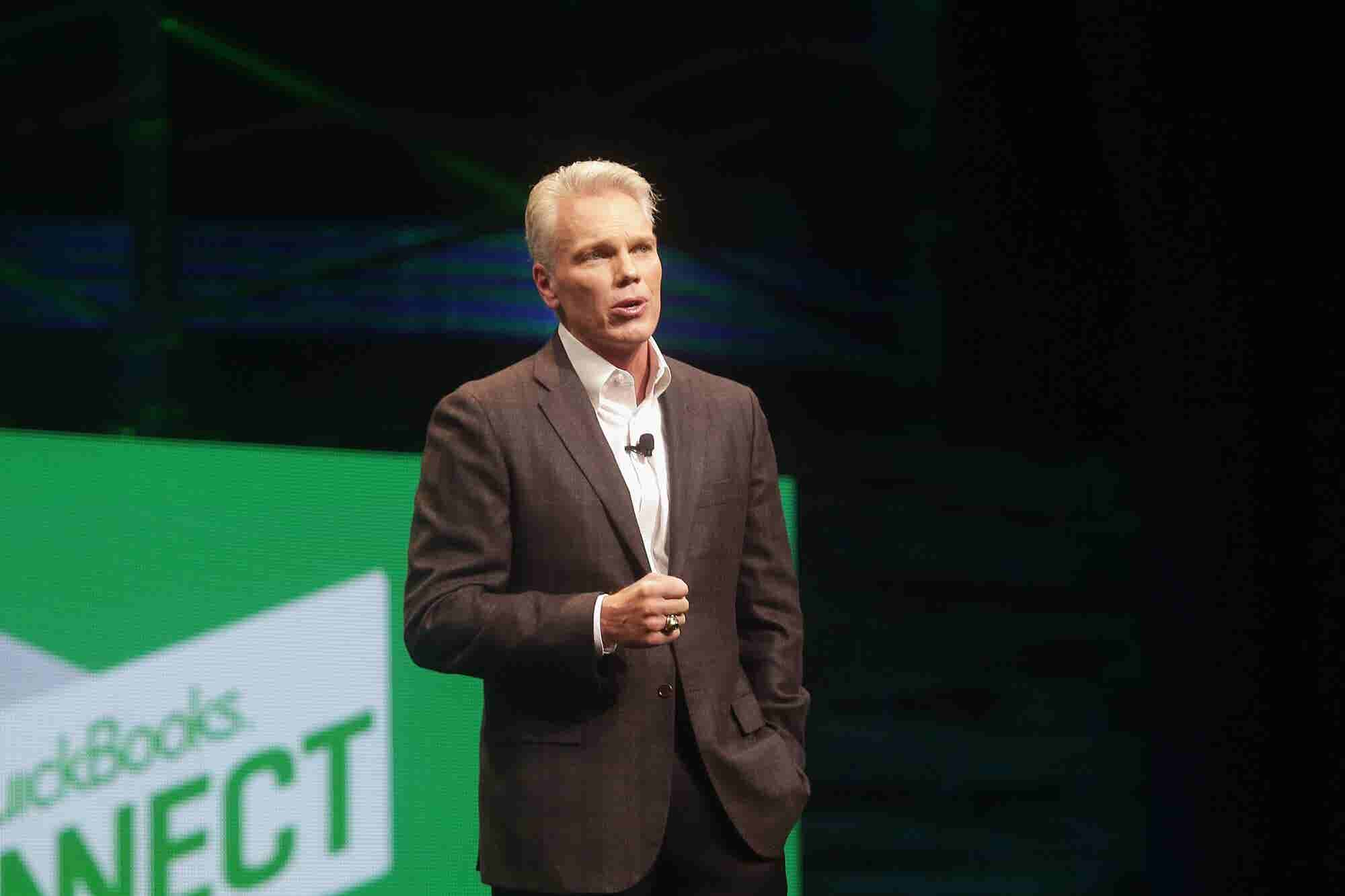 Leadership and Legacy Lessons From Former Intuit CEO Brad Smith