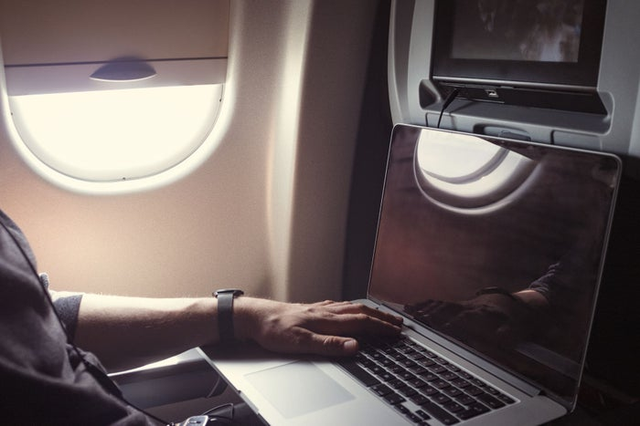 Staying Productive While on a Business Trip Takes Planning