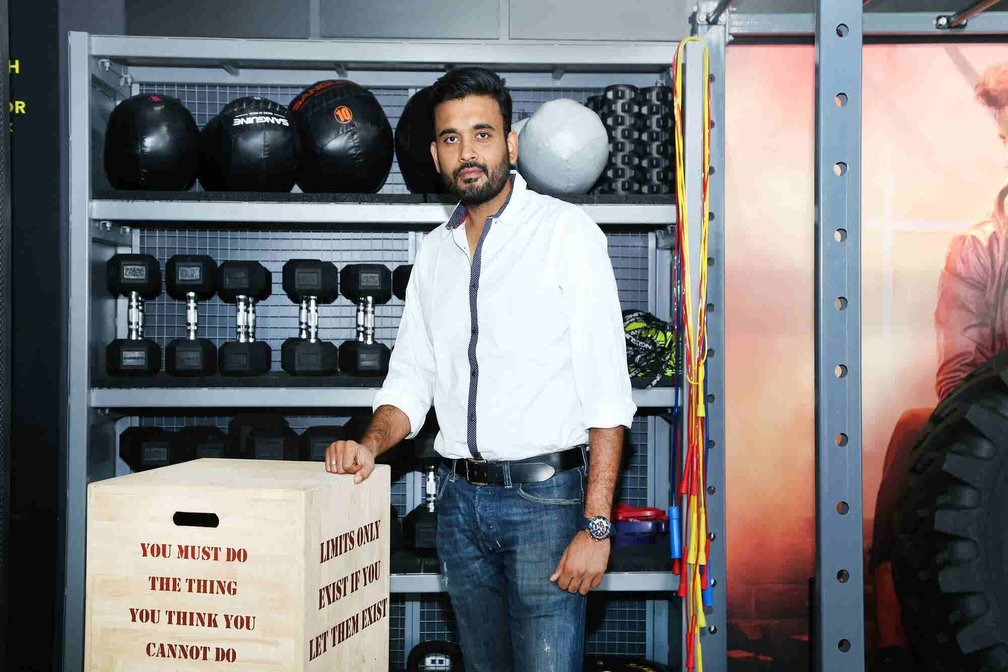Meet this Fitness Gamechanger Who Made it to The Entrepreneur India's 35U35 List