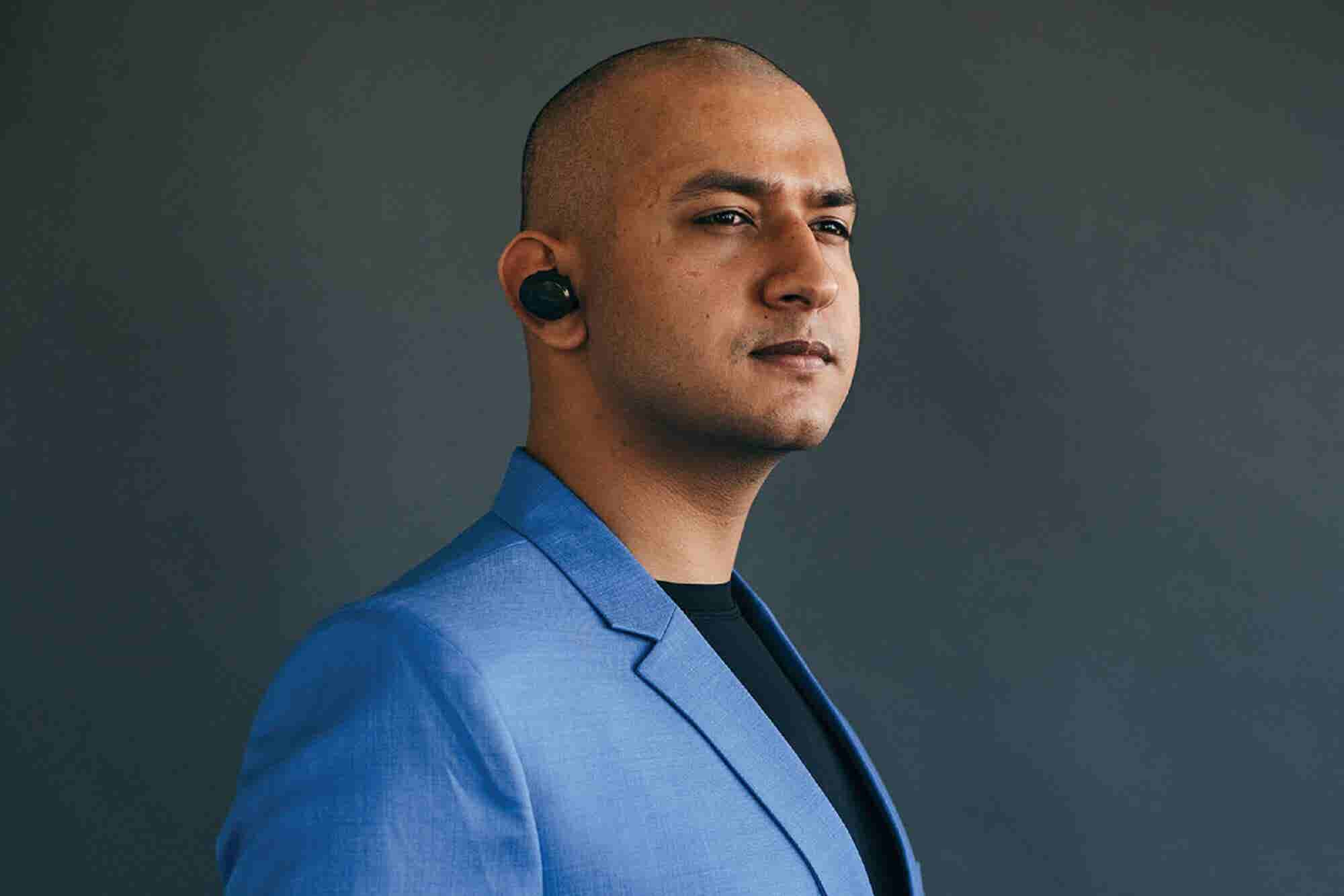 Meet Gully Boy Turned Scientist Who Made it to The Entrepreneur India's 35U35 List